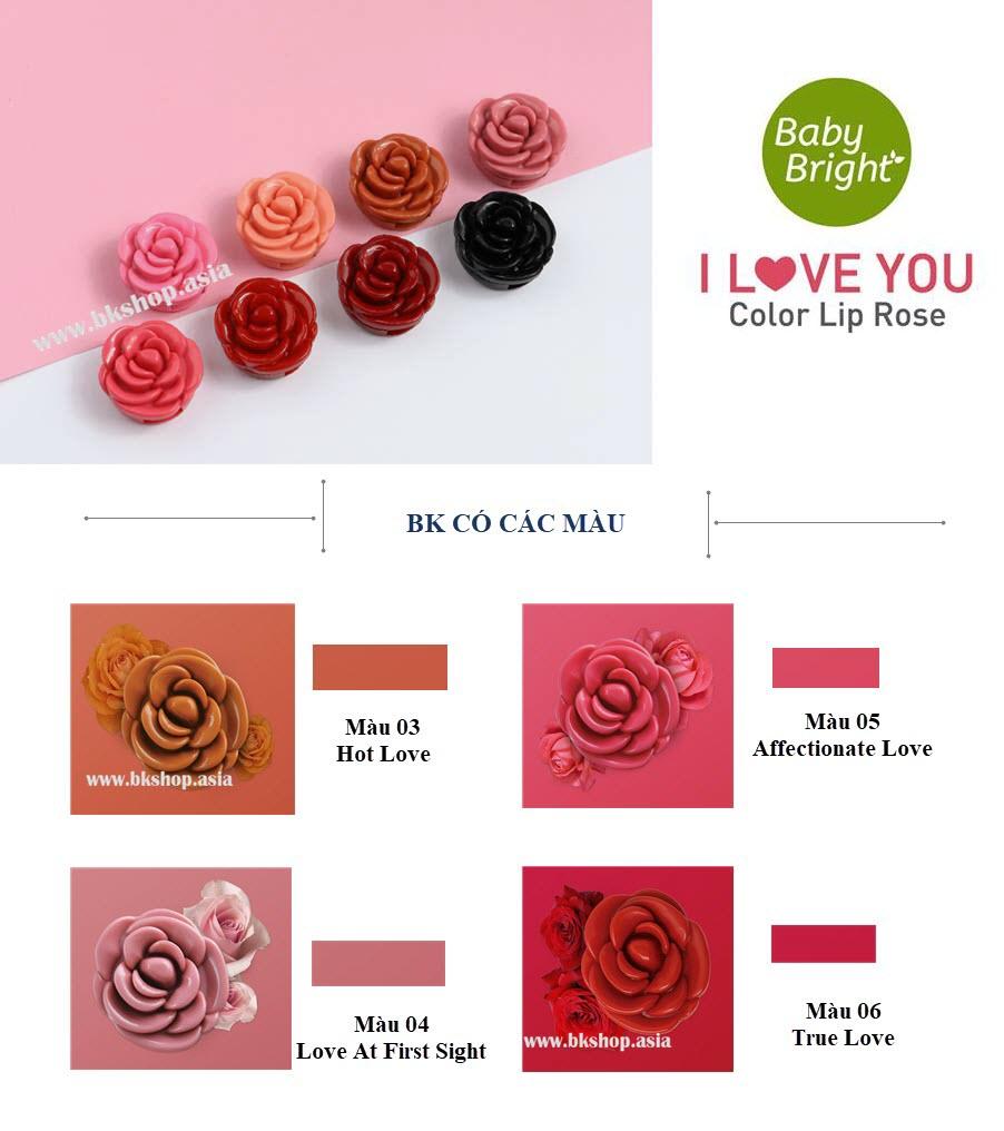 baby -rose