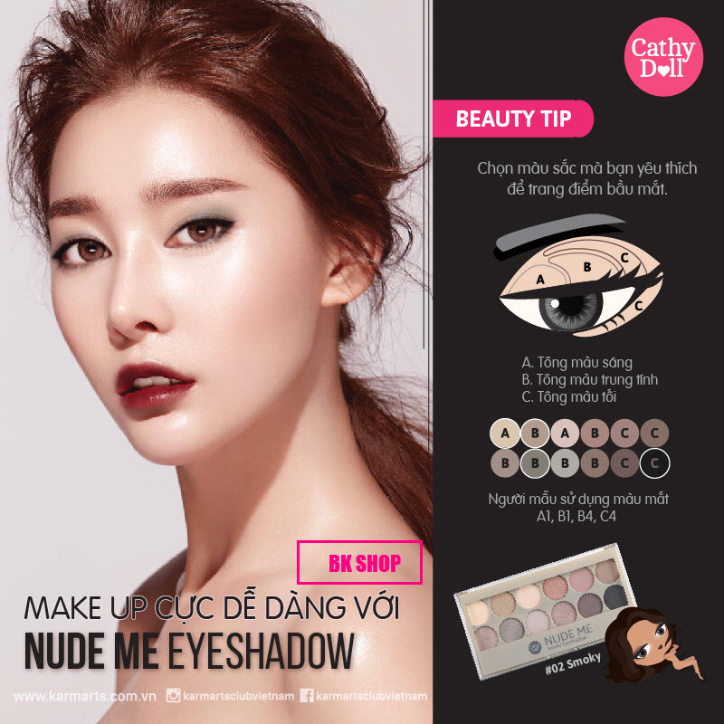 Nude Me Eye Shadow 02