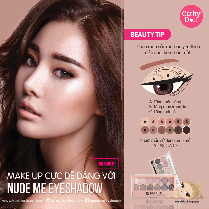 Nude Me Eye Shadow 03