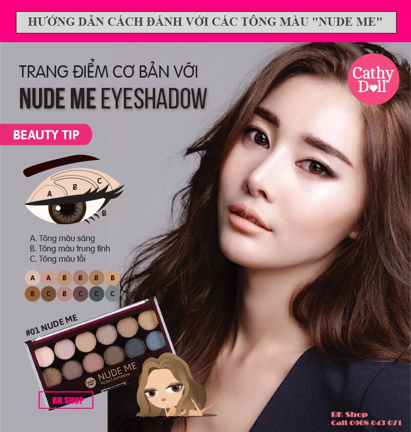 Nude Me Eye Shadow 04