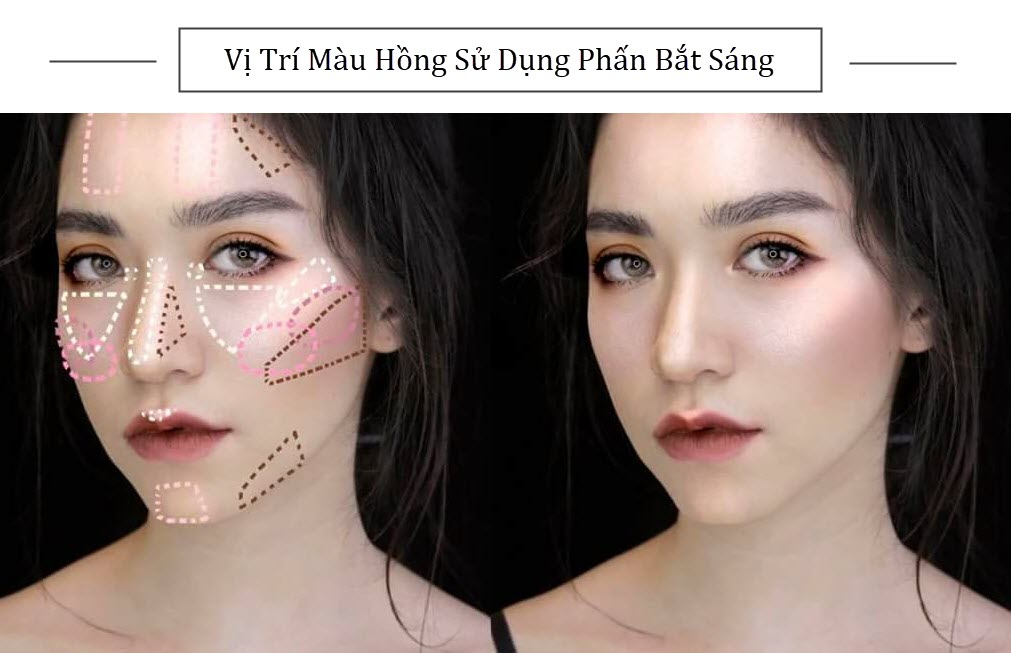peach makeup (12)