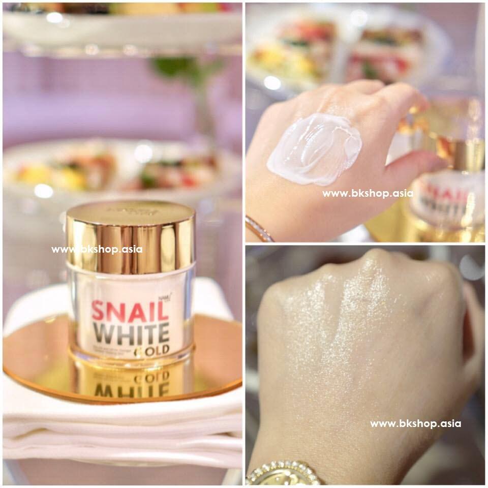 test snail gold