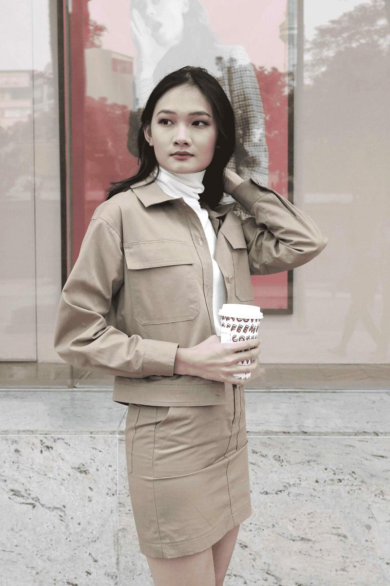 Áo Jacket Đường Phố 2