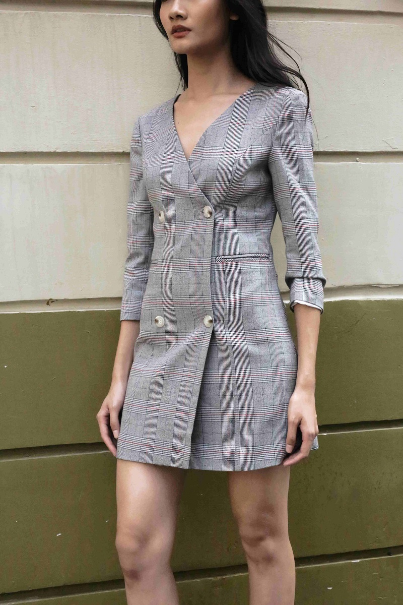 Blazer Dress - Đầm Blazer