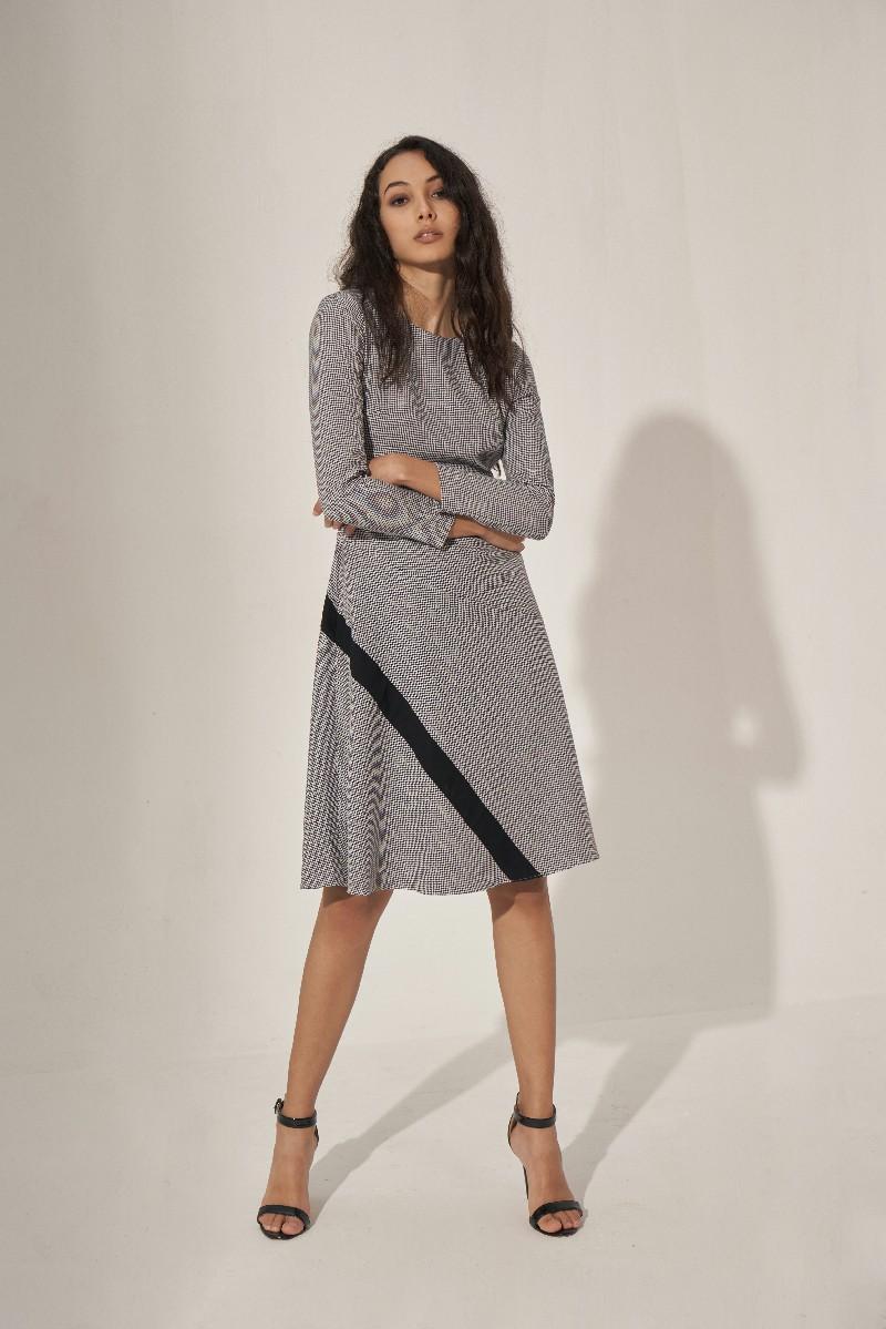 Đầm Houndtooth 1