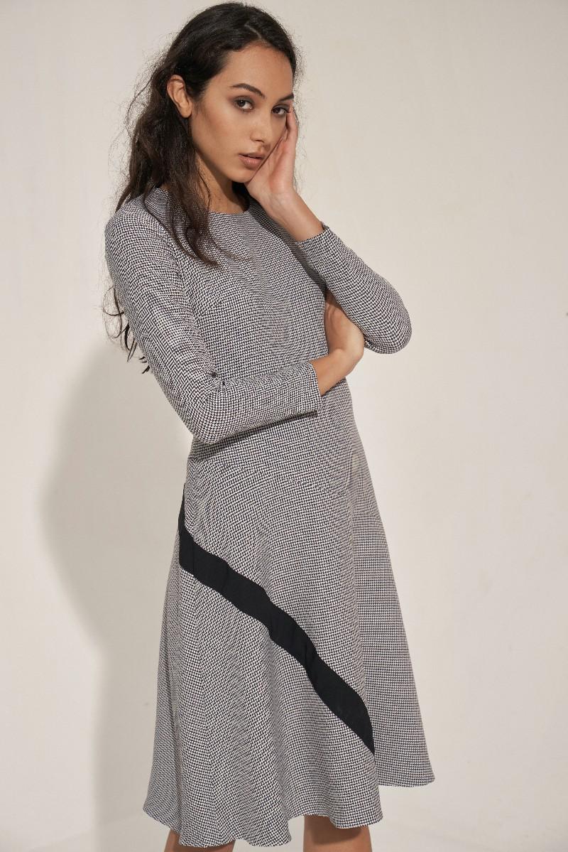 Đầm Houndtooth 2