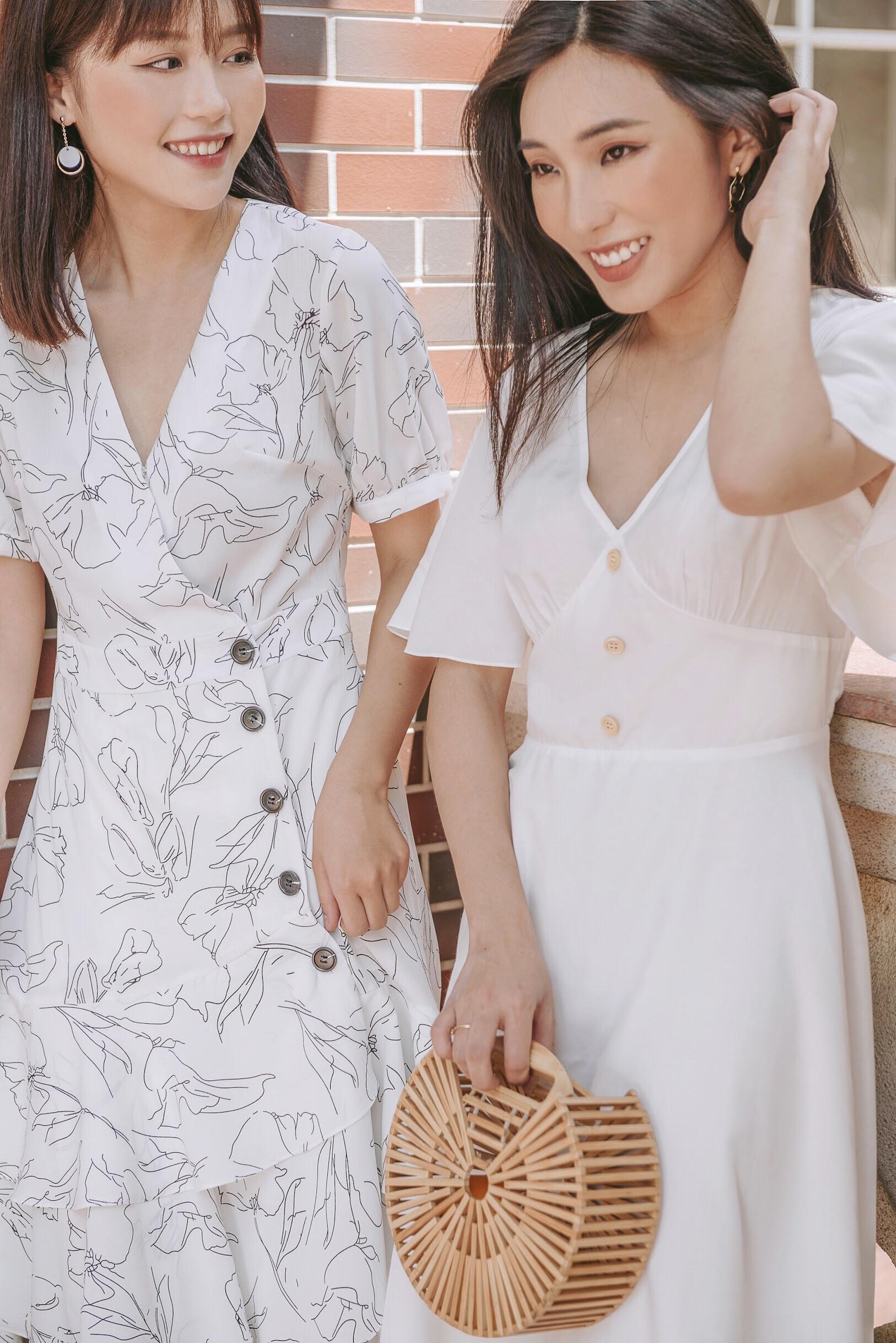 Daydream Dress - Đầm Xòe Cúp Ngực