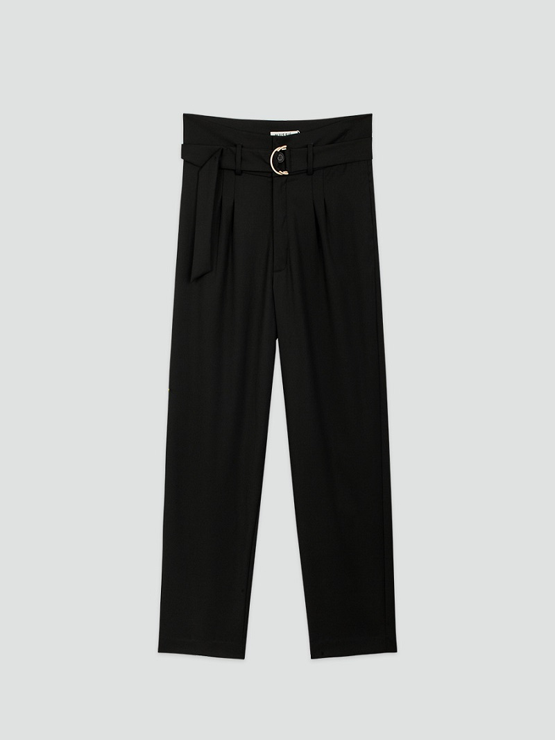 Black Baggy Pants - Quần Baggy Đen