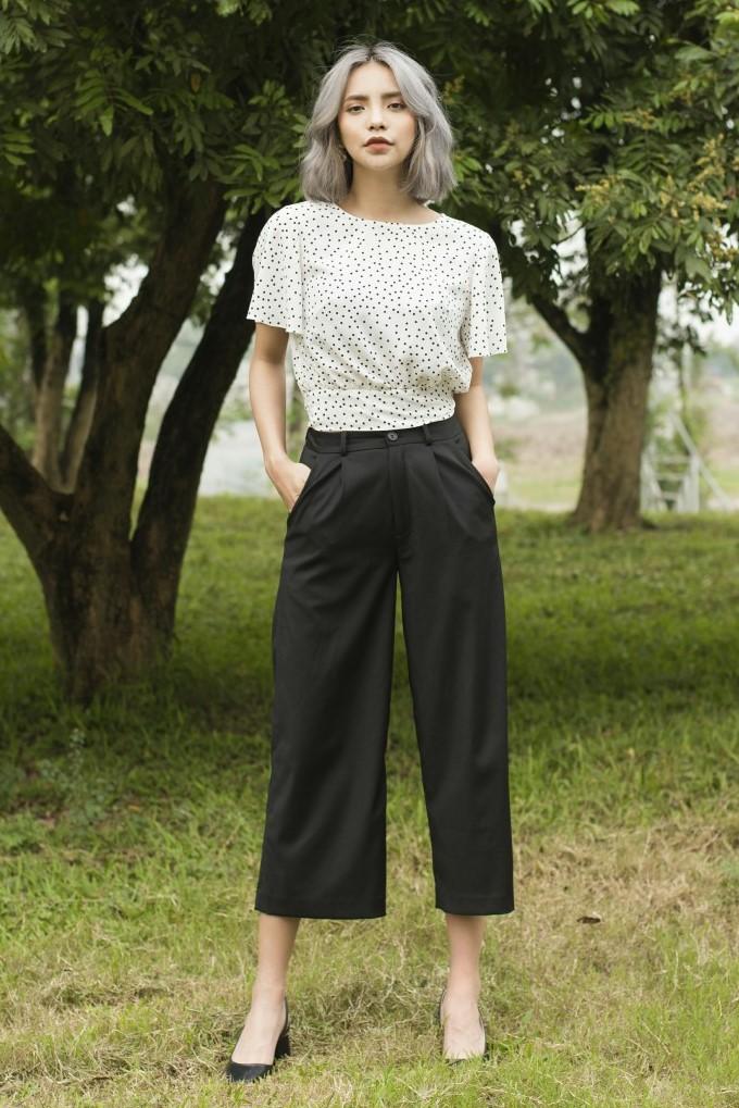 Wide Legs Pants - Quần Ống Rộng
