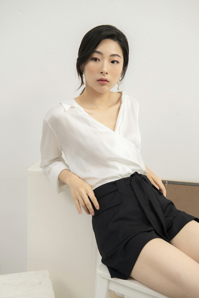 Black Short Pants - Quần Short Đen