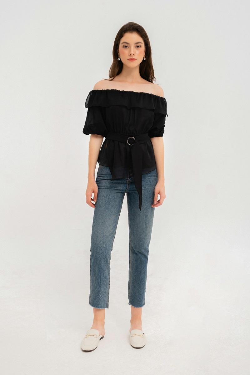 Quần Skinny Jean 1