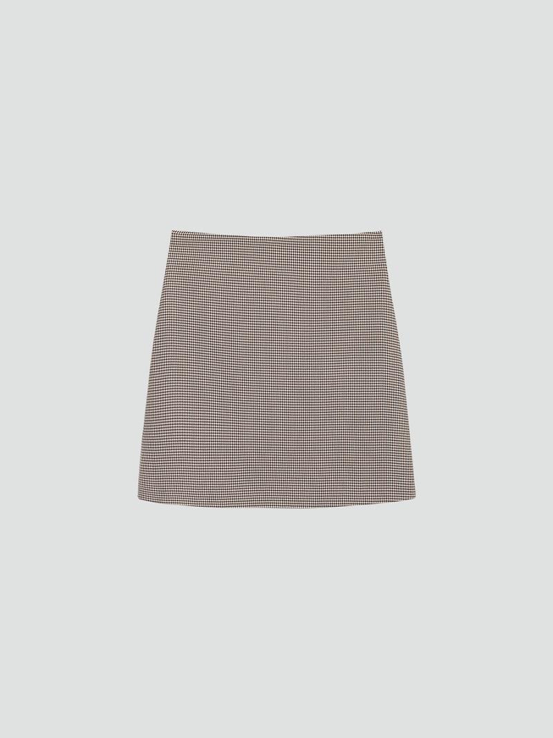 Váy Mini chữ A 4