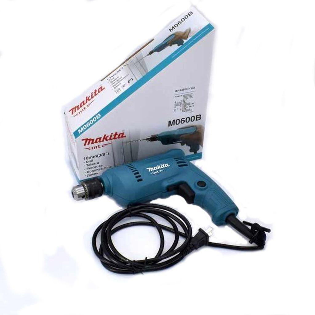 Máy khoan 10mm dùng điện Makita M0600B | DCSG.com.vn