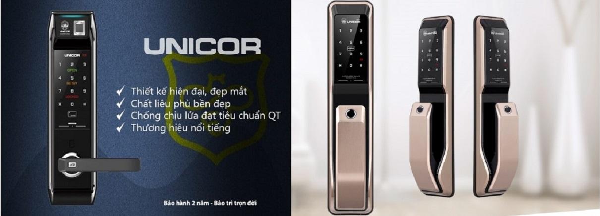Khóa điện tử Unicor