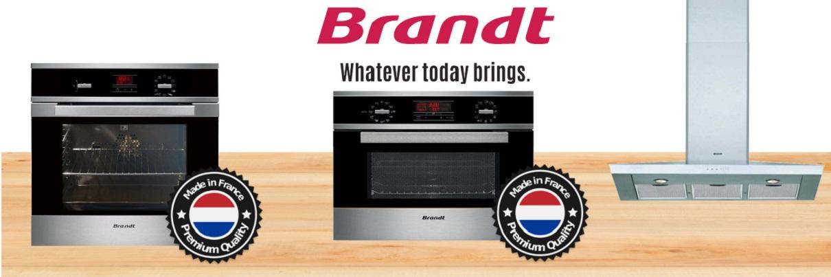 Bếp điện từ kết hợp Brandt