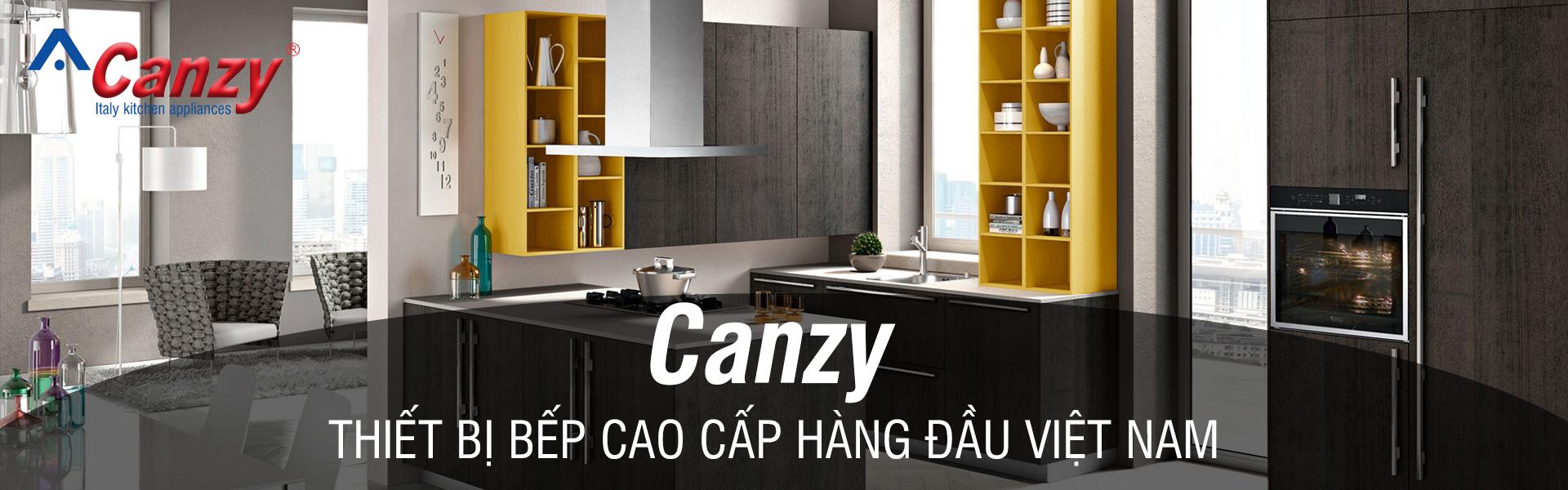 Máy rửa chén Canzy