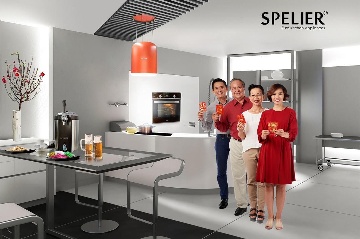 Tủ Rượu Spelier