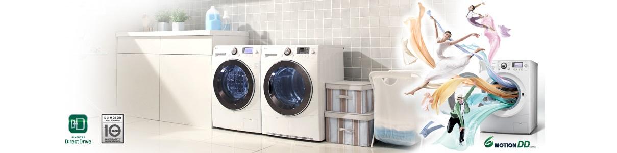Máy giặt – sấy