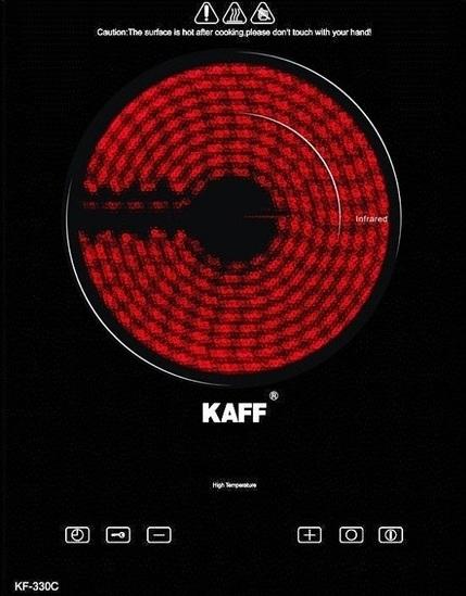 Bếp Điện Đơn KAFF KF-330C