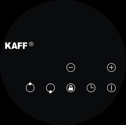 Bếp Domino Từ KAFF KF-330DI