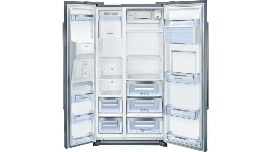 Tủ Lạnh 2 Cánh Side by Side BOSCH KAG90AI20G