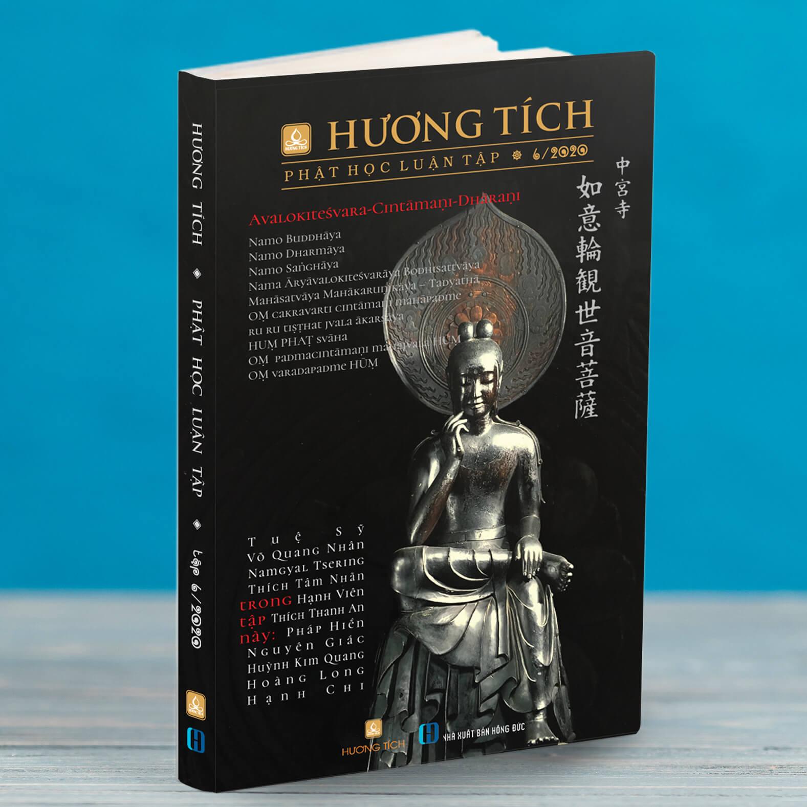 Hương Tích - Phật Học Luận Tập, tập 6 - 2020