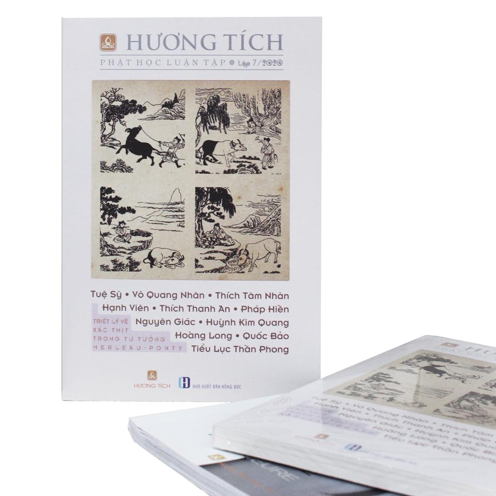 Hương Tích - Phật Học Luận Tập, tập 7 - 2020