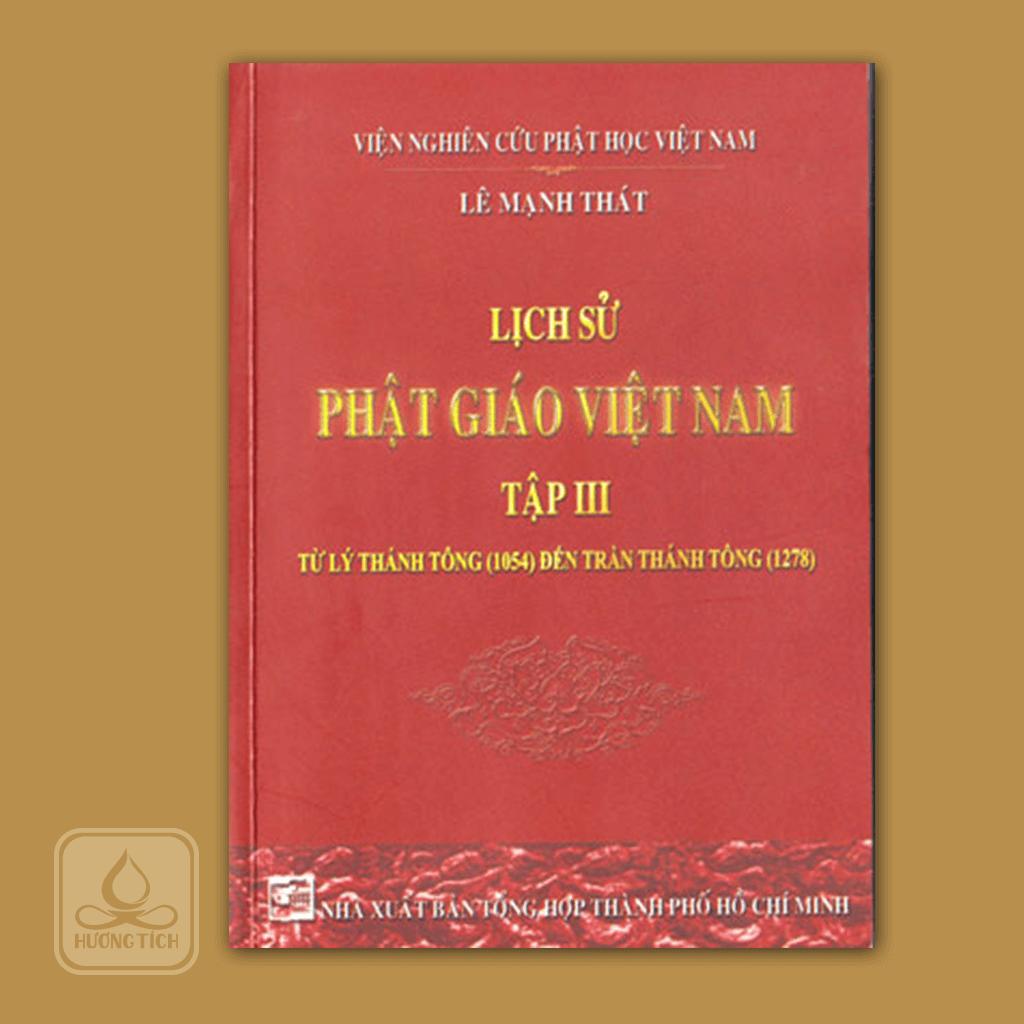 Lịch sử Phật giáo Việt Nam (trọn bộ 3 tập)