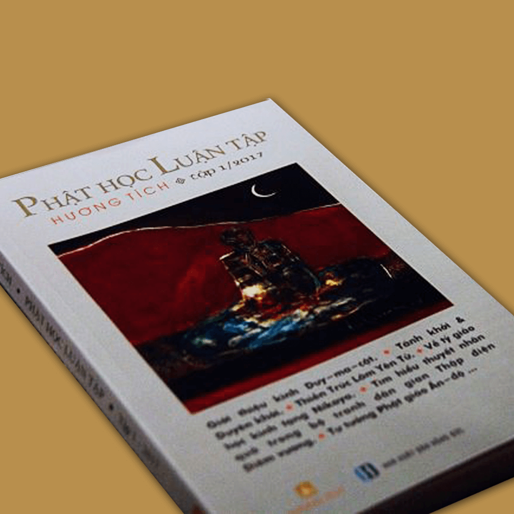 Hương Tích - Phật học luận tập - số 1/ 2017