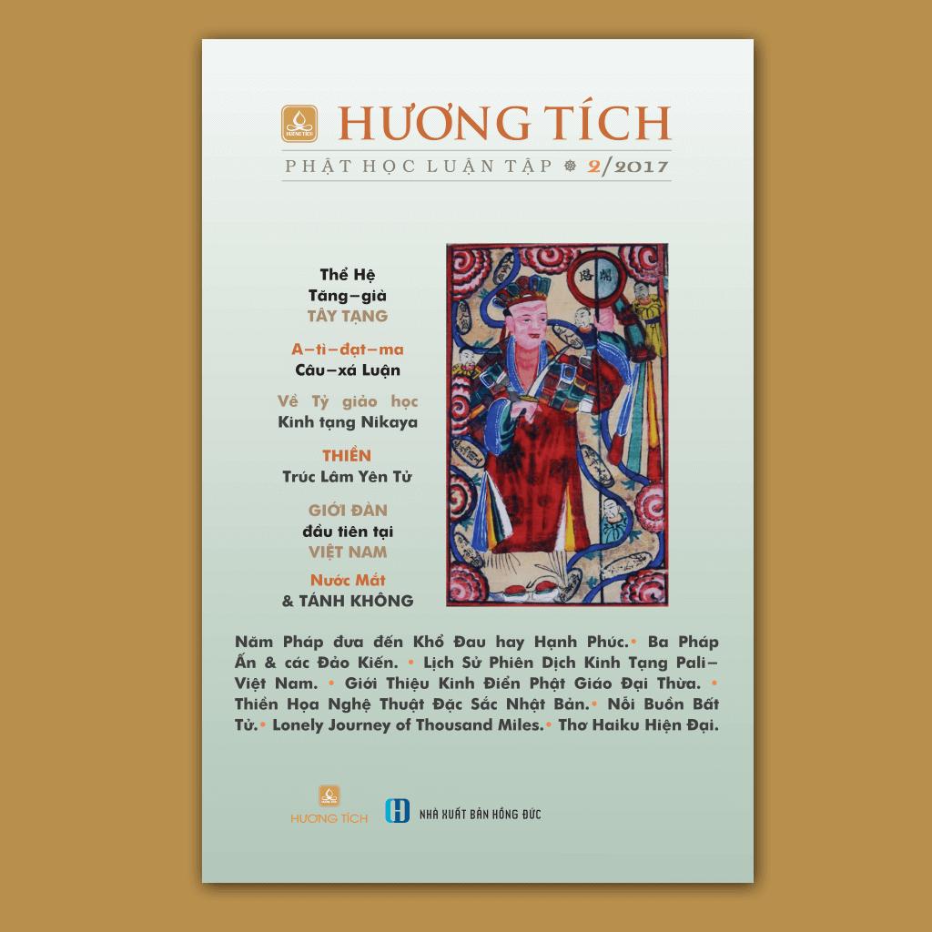 Hương Tích - Phật học luận tập - số 2/ 2017