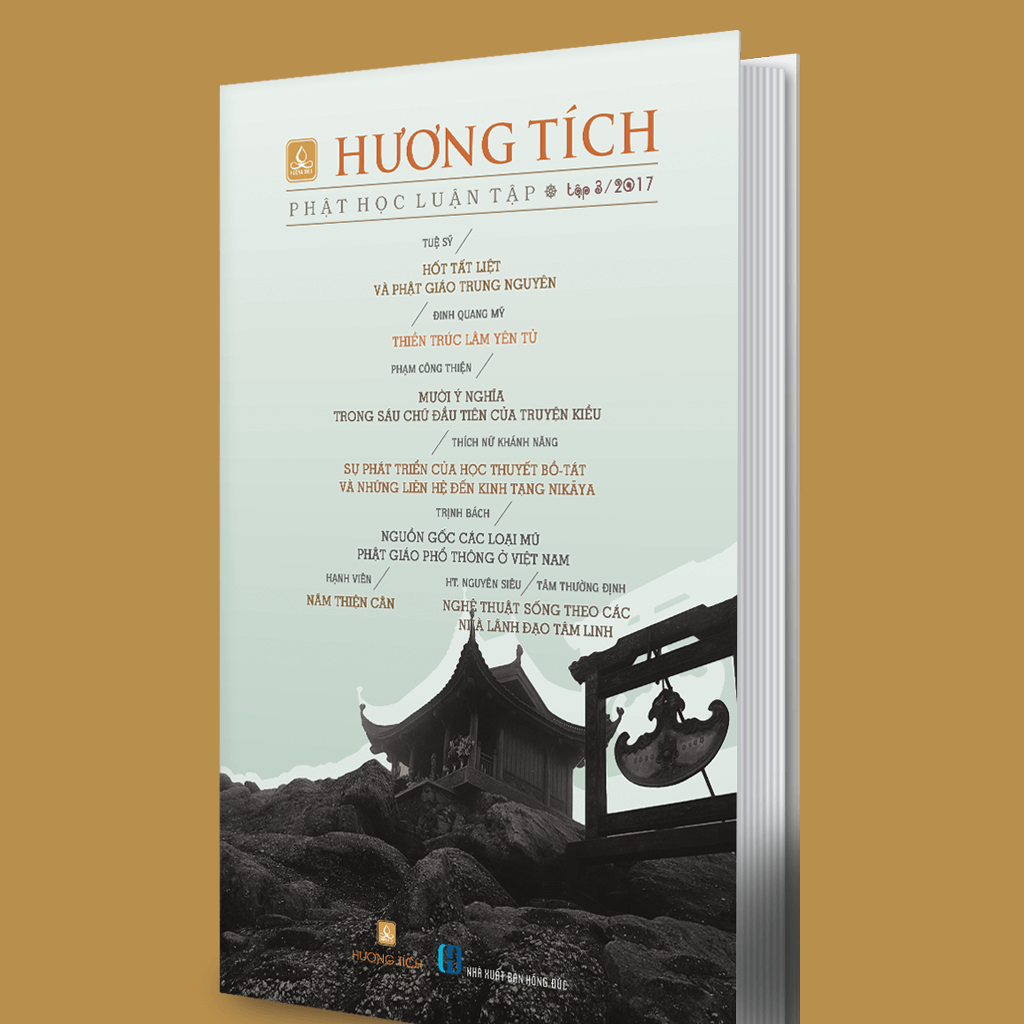 Hương Tích - Phật học luận tập - số 3/ Tháng 1-2018