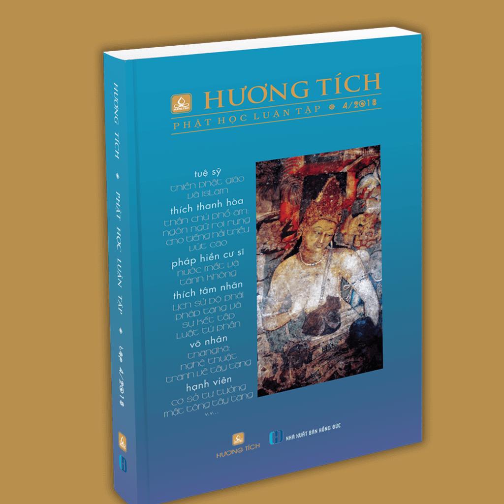 Hương Tích - Phật học luận tập - số 4/ Tháng 7-2018