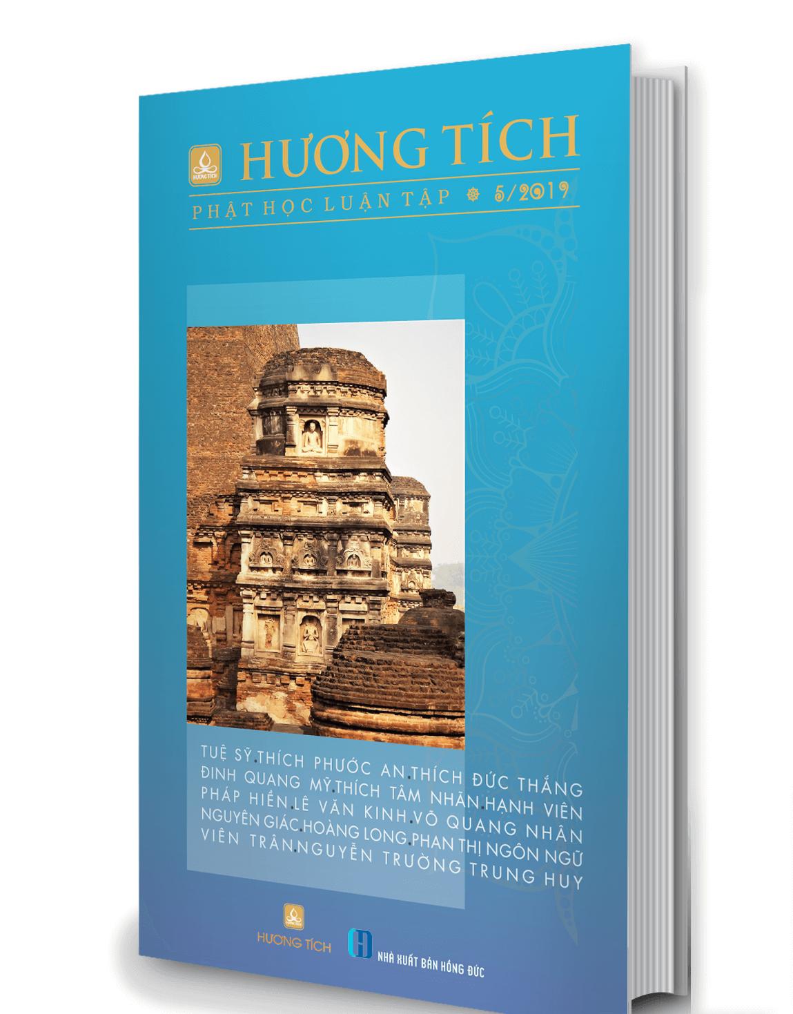 Phật Học Luận Tập, tập 5 - 01/2019