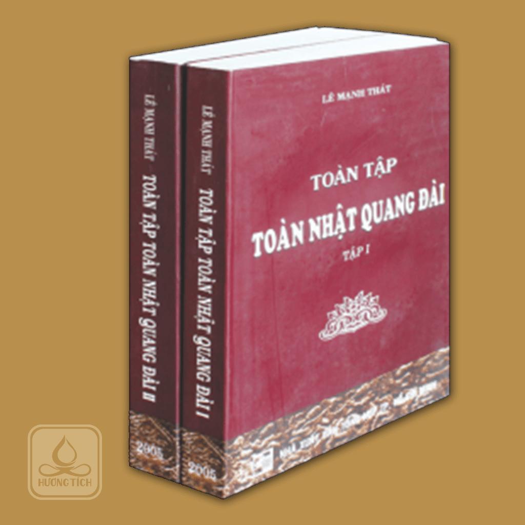 Toàn tập Toàn Nhật Quang Đài (bộ 2 tập)