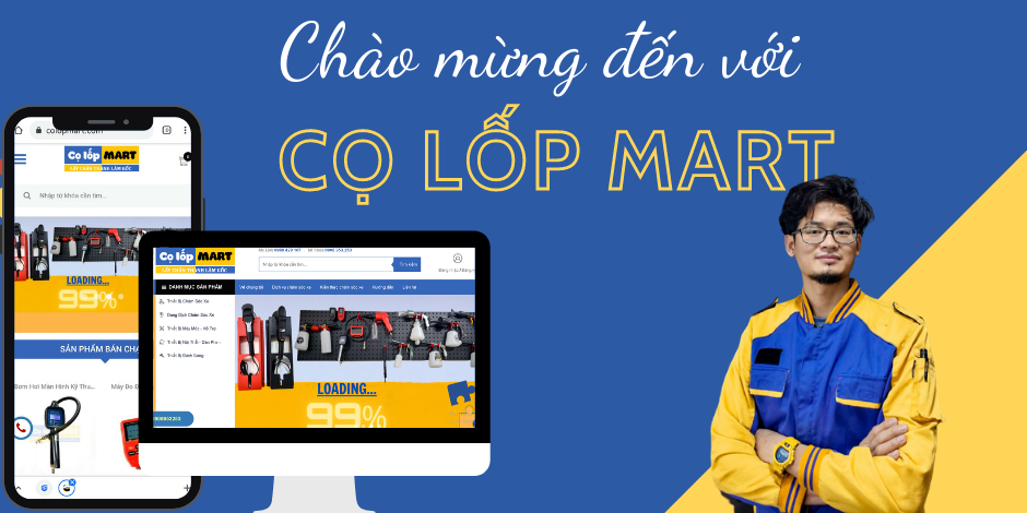 Welcome to Cọ Lốp Mart