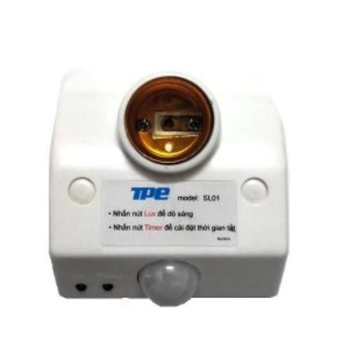 Đuôi đèn cảm ứng người SL01