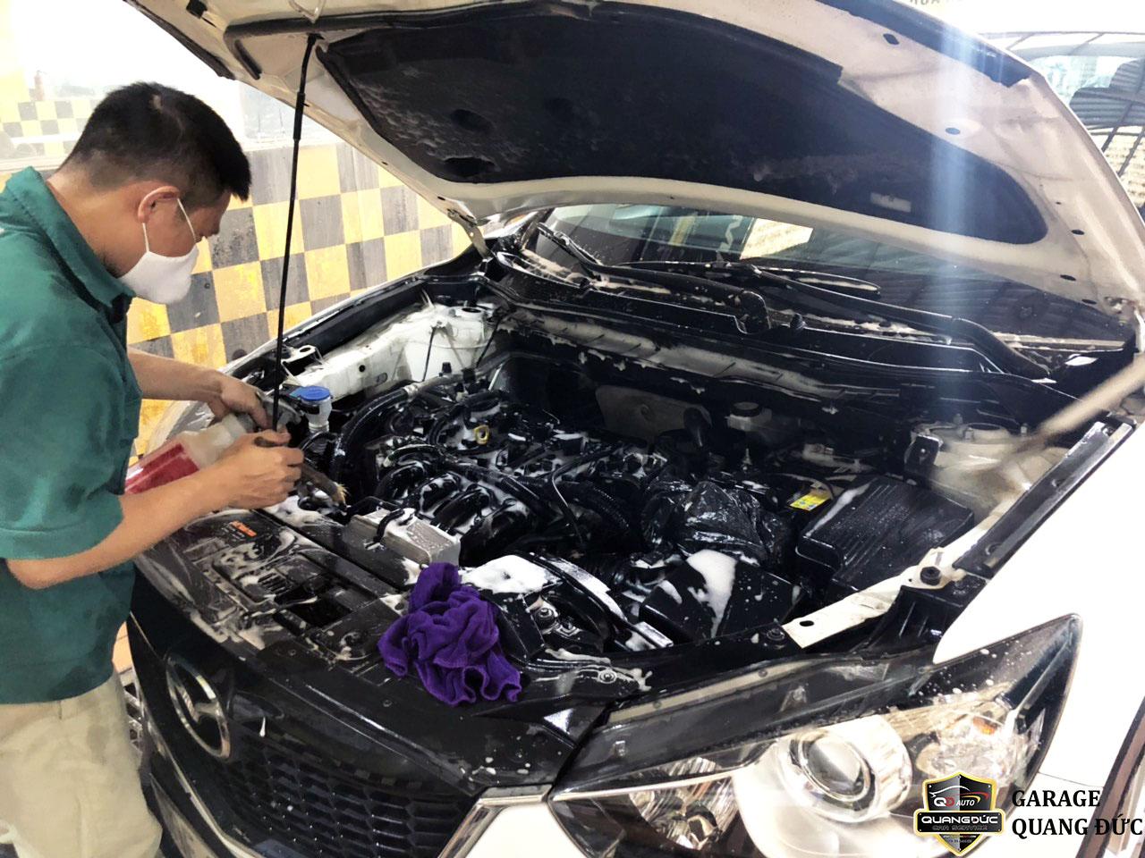 Quy trình bảo dưỡng ô tô chuyên nghiệp - uy tín tại Hà Nội
