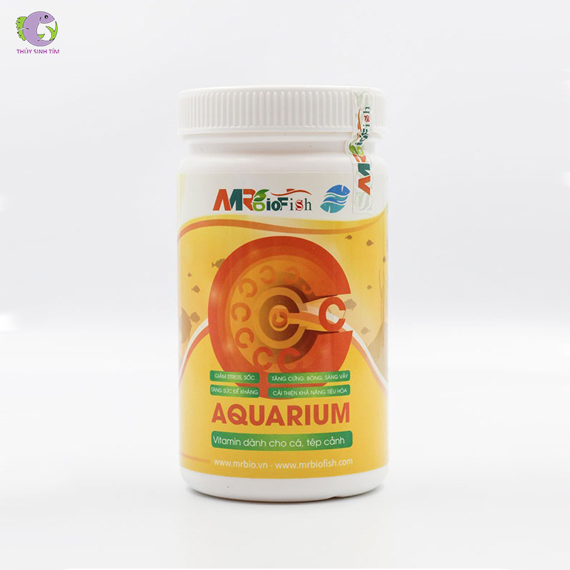 c aquarium mr. bio - 1