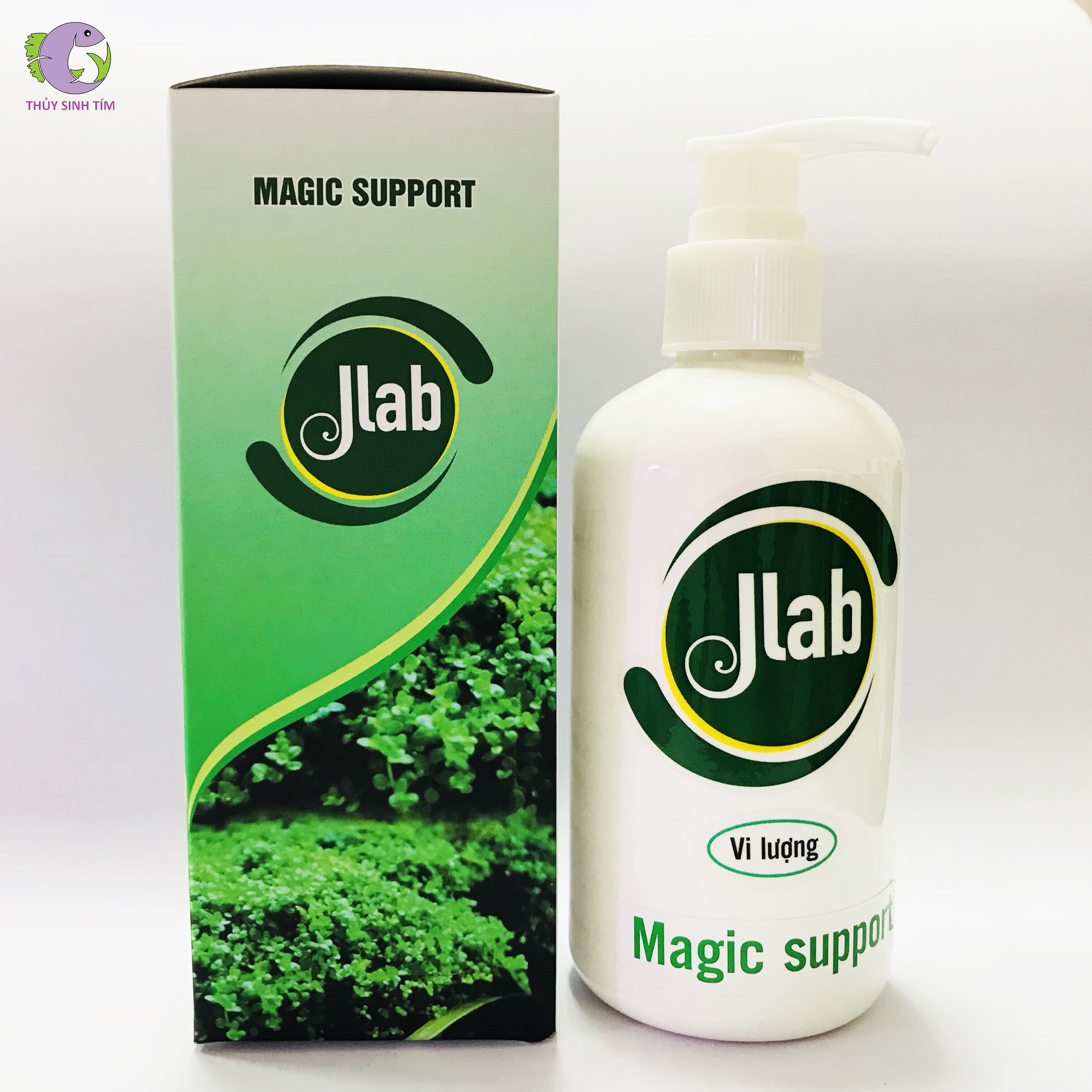 phân nước magic support jlab - 2