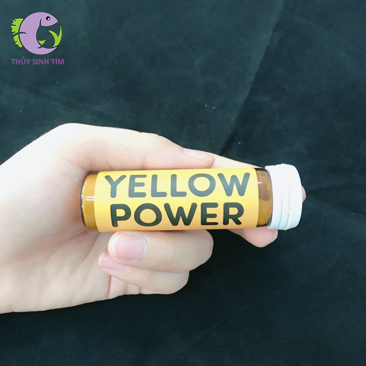 thuốc yellow power - lux aqua - 3