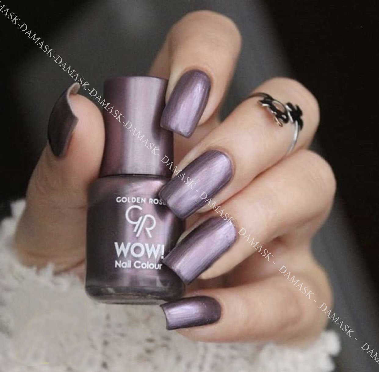 Sơn móng Golden Rose Wow Nail Color - Màu 44