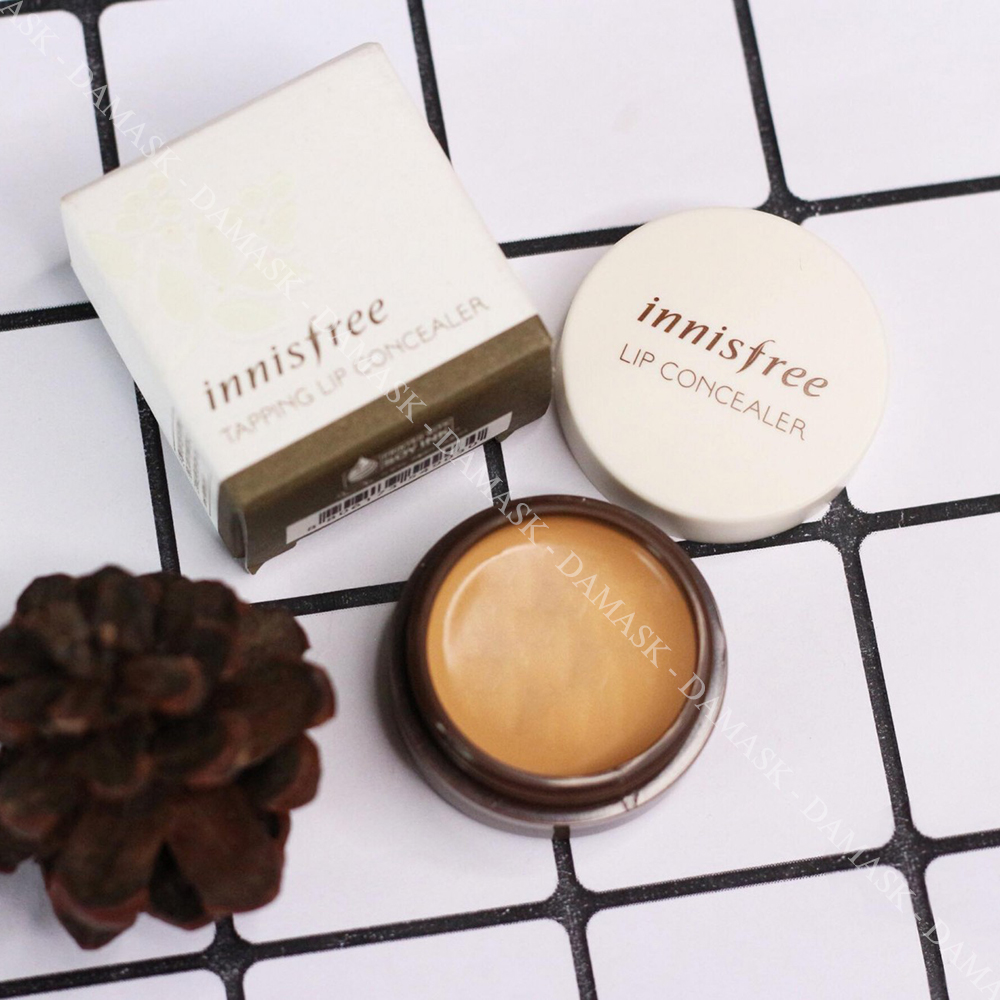 Son Che Khuyết Điểm Môi Innisfree Tapping Lip Concealer