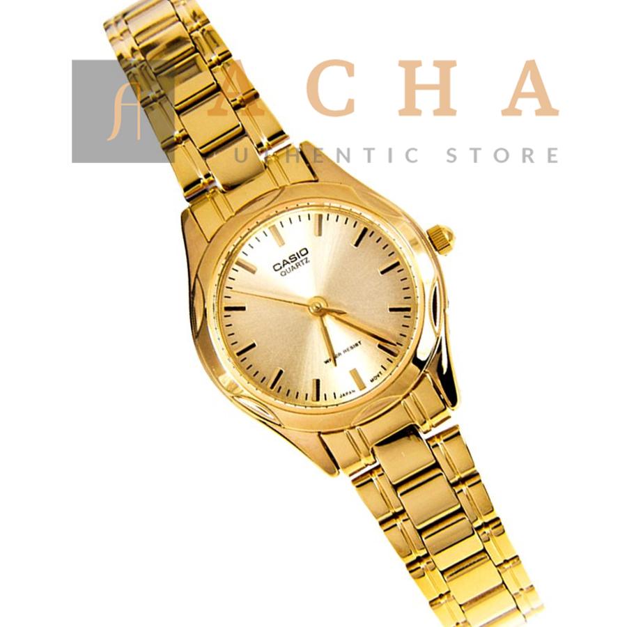 ĐỒNG HỒ CASIO LTP-1275G-9ADF GIÁ RẺ CHÍNH HÃNG Acha - Authentic Watch