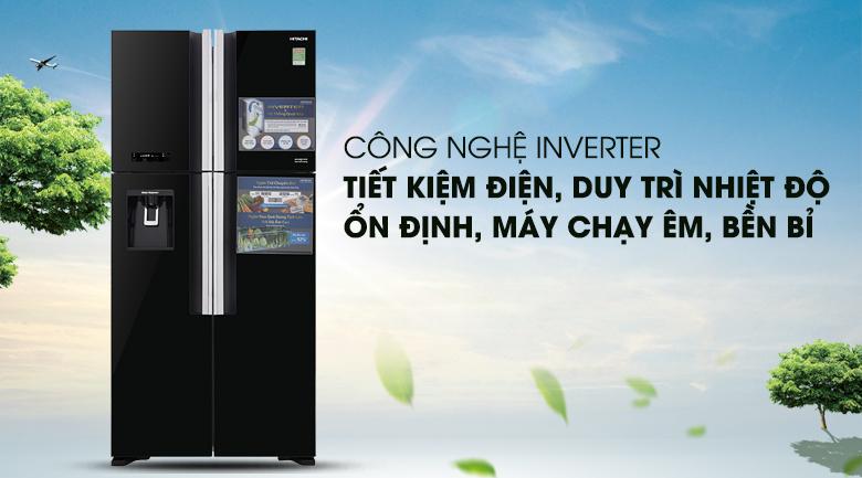 Tủ Lạnh Hitachi R-FW690PGV7  GBK   GIÁ 23 000 000 TẠI HN