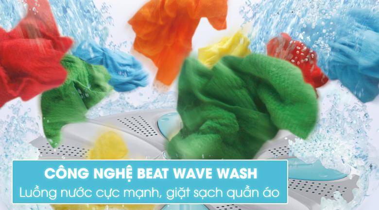 giặt sạch quần áo
