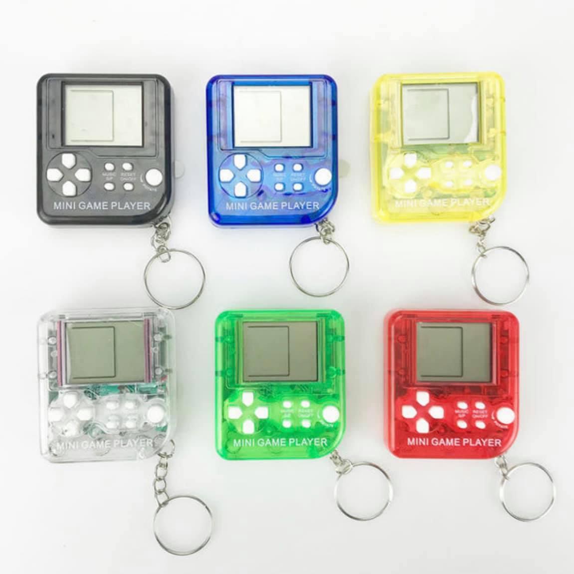 Máy game mini Tetris vỏ trong