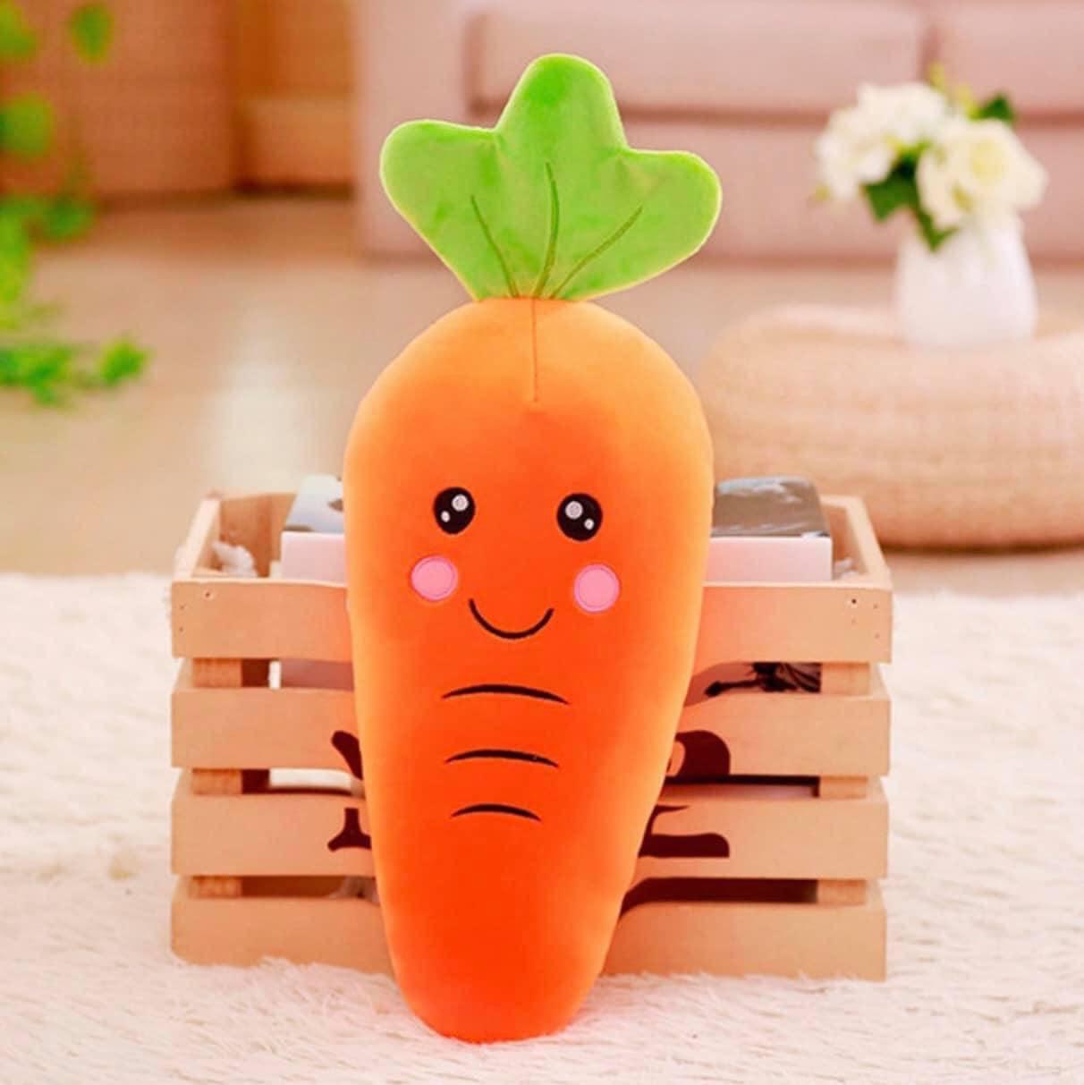 Gối ôm cà rốt (90cm)