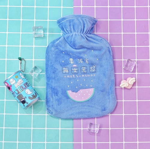 Túi chườm giữ nhiệt dưa hấu - chữ trung