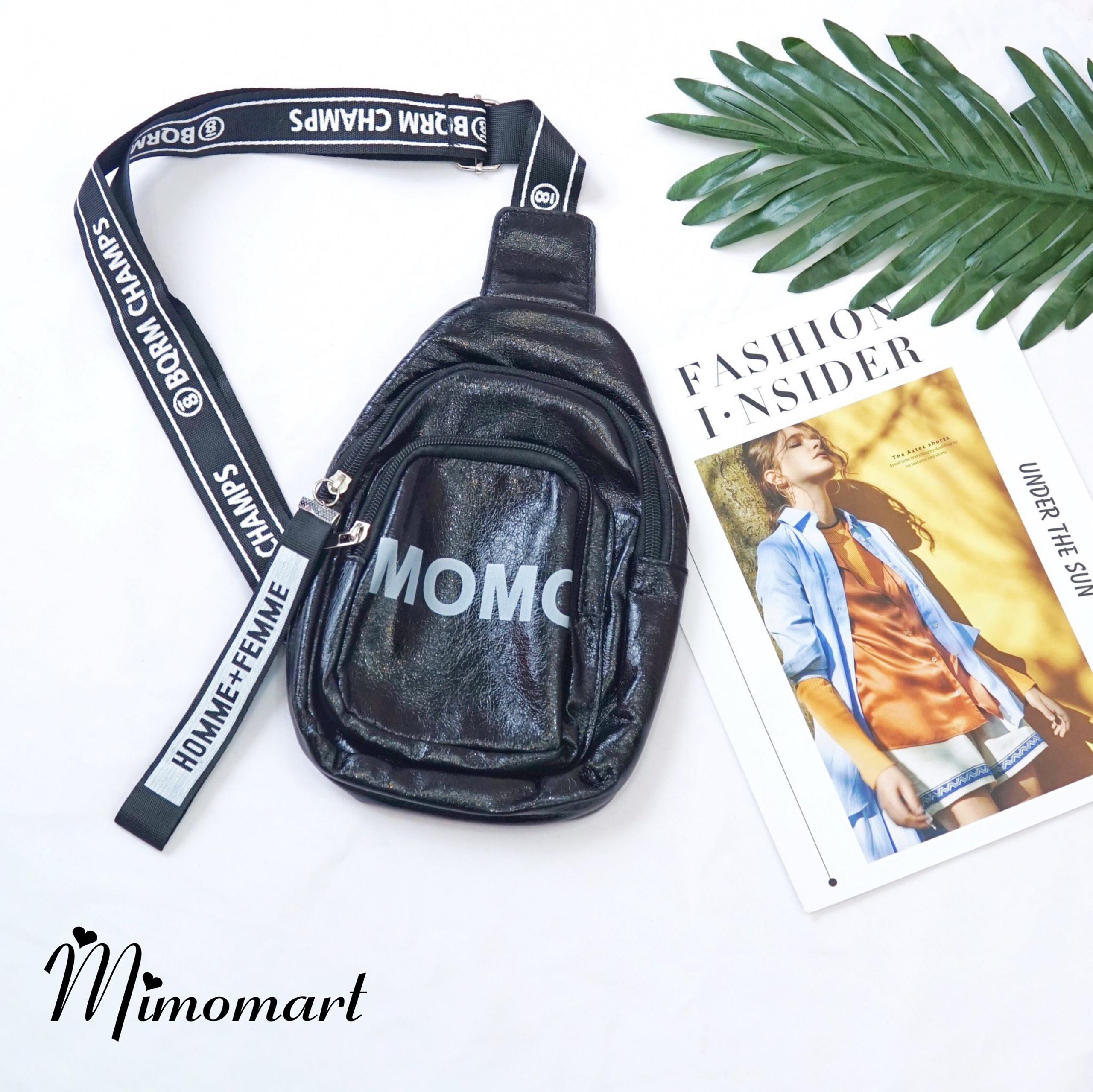 Túi đeo chéo mini Momo
