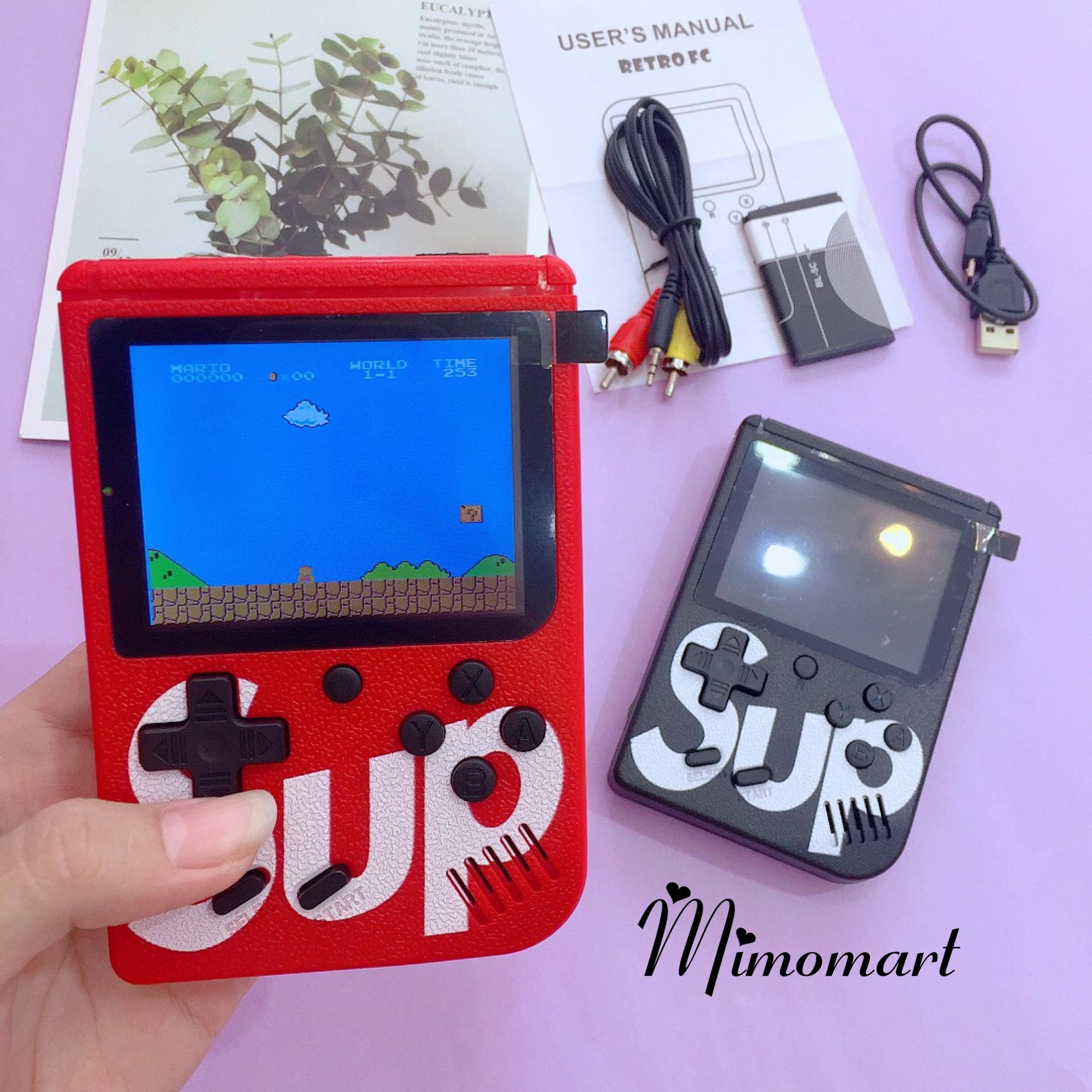 Máy chơi game cầm tay G1 Sup 168 Game